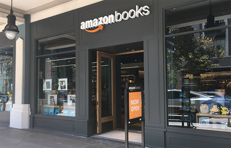 Santana Row Stores >> Amazon Books At Santana Row In San Jose California
