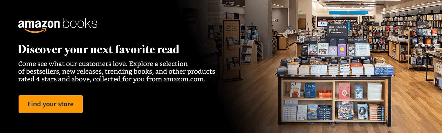 Discover your next favorite read