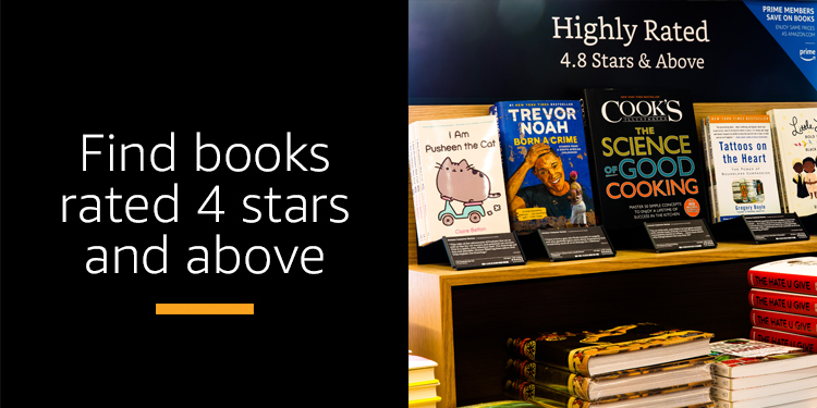 Find books rated 4 stars and above