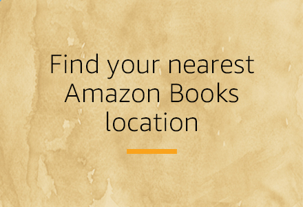 Find your nearest Amazon Books location.