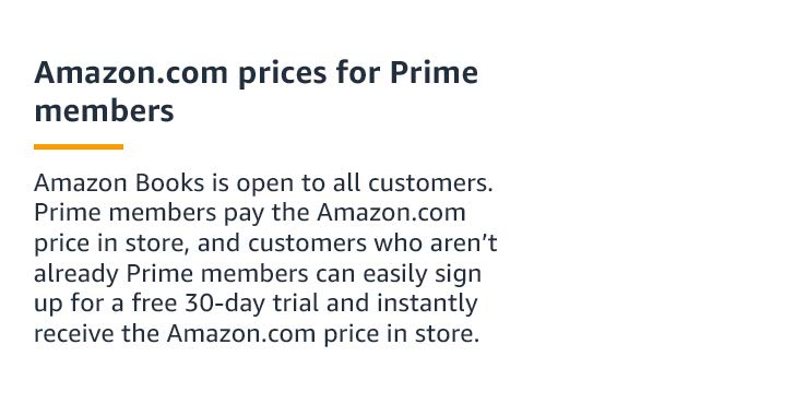 Amazon.com prices for Prime members