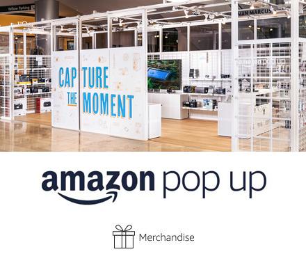 Amazon Pop Up