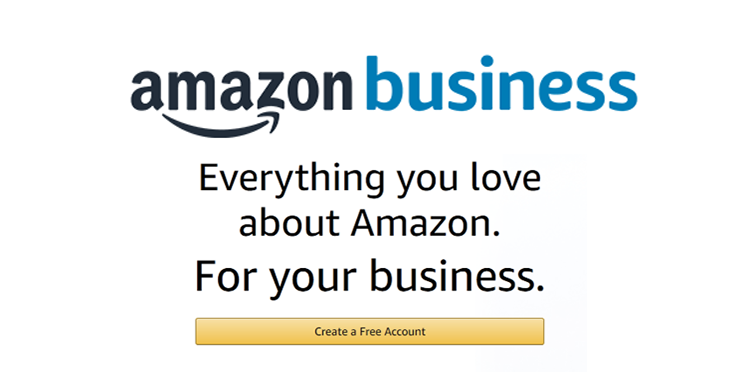 Create a Free Amazon Business Account