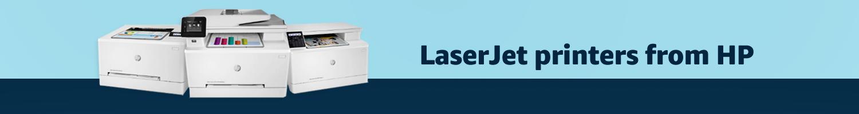 Laserjet printers from HP