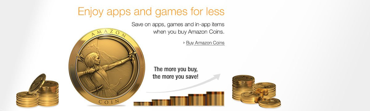 AMAZON COINS PROMOTION 2019