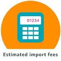 Estimated Import Fees