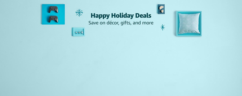 Happy Holiday Deals
