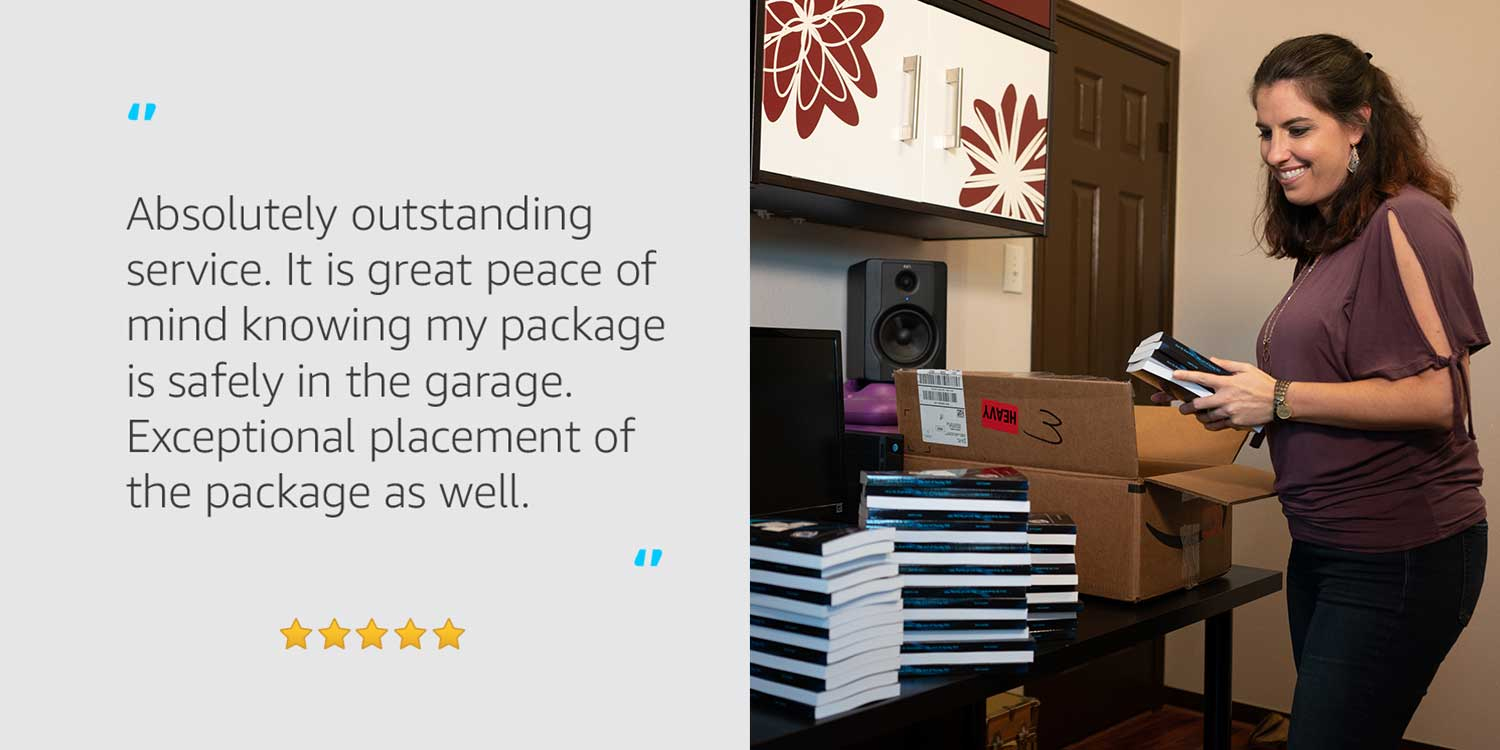 """Absolutely outstanding service. It is great peace of mind ..."""