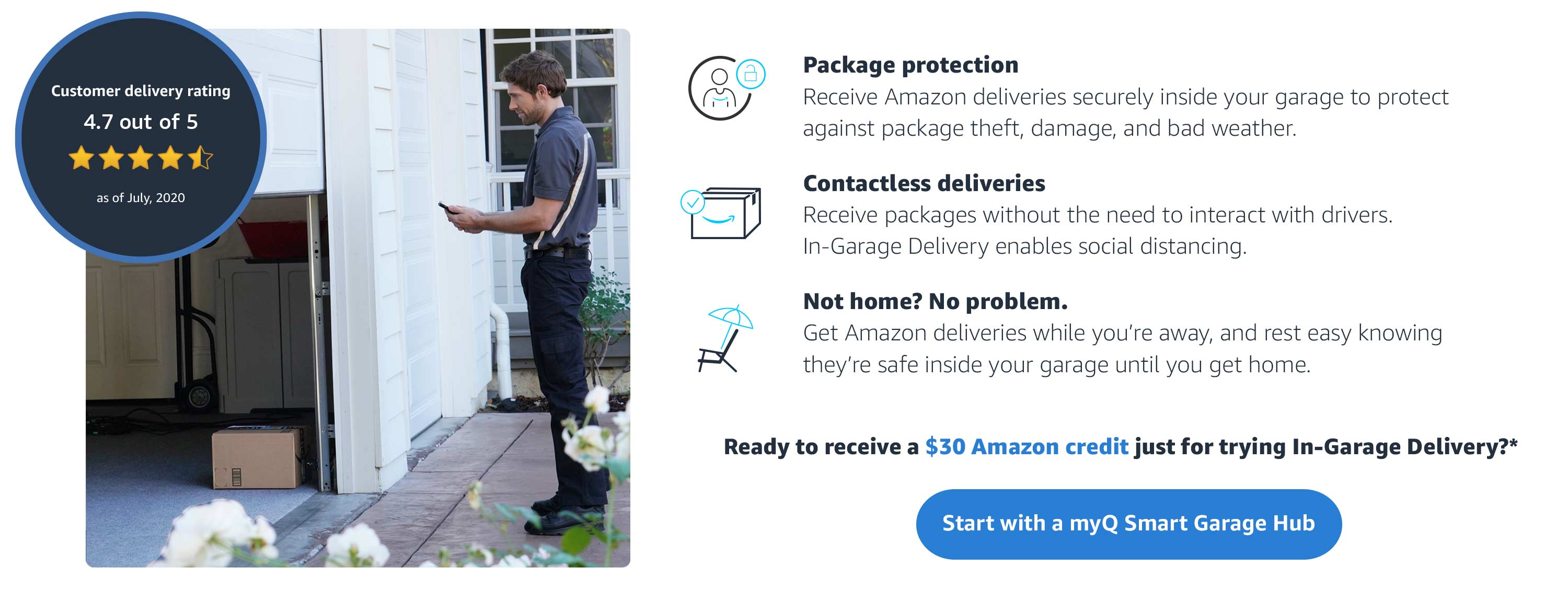 Benefits of Key In-Garage Delivery
