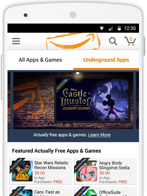FREE Amazon Apps - more than $...