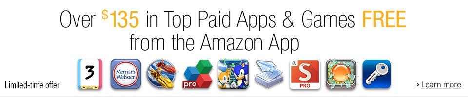 FREE Amazon App of the Day Bun...