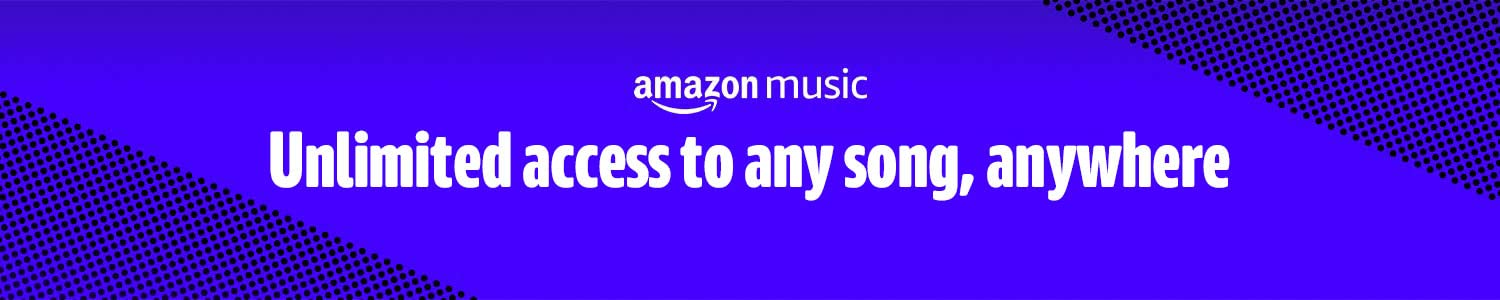 Unlimited access to 75 million songs