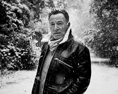 Bruce Springsteen: New album