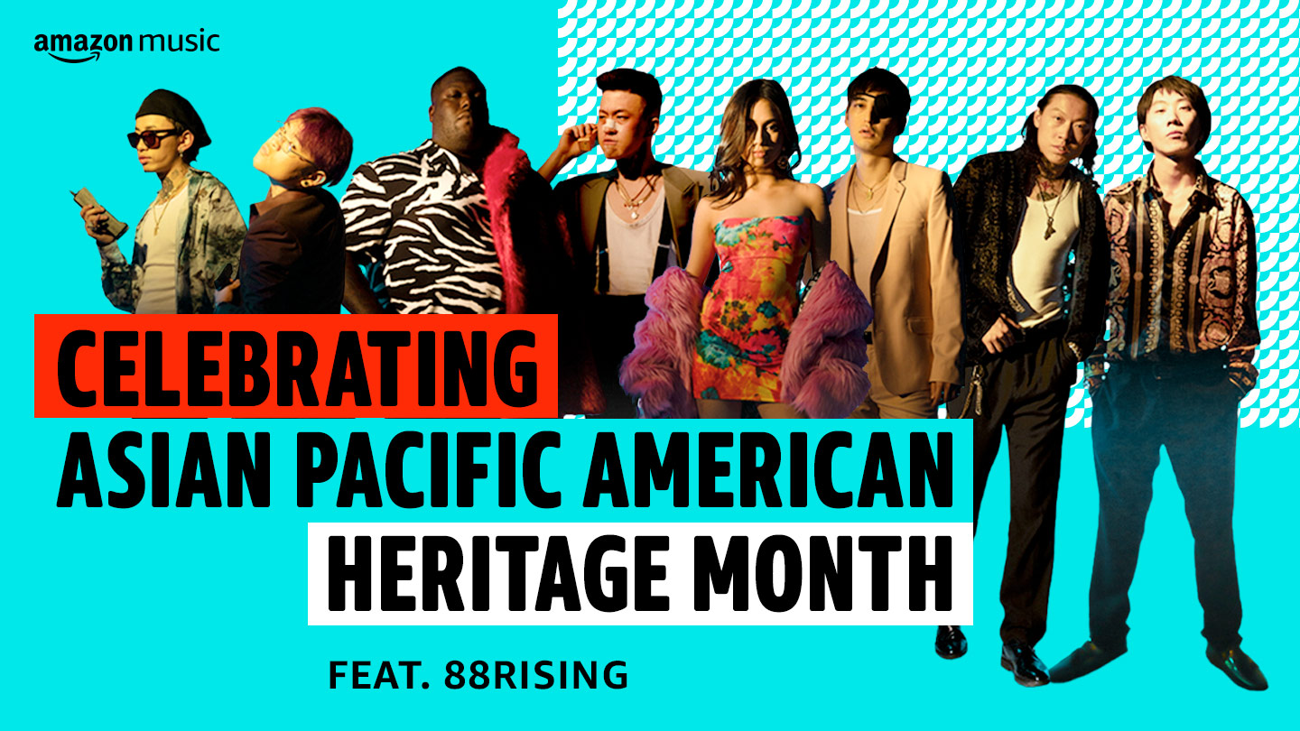 Celebrating APAHM feat. 88rising