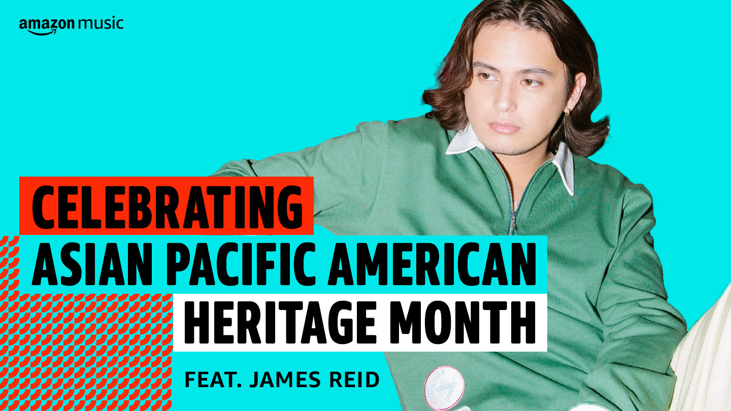 Celebrating APAHM feat. James Reid