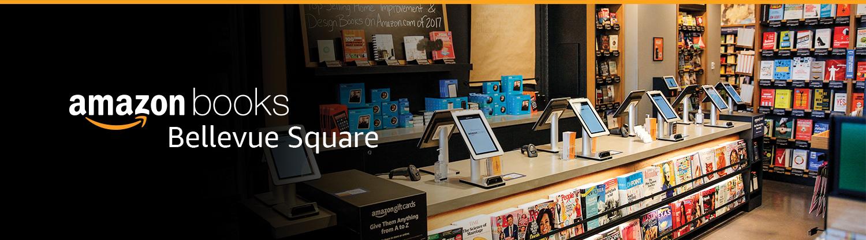 Amazon Books--Bellevue Square