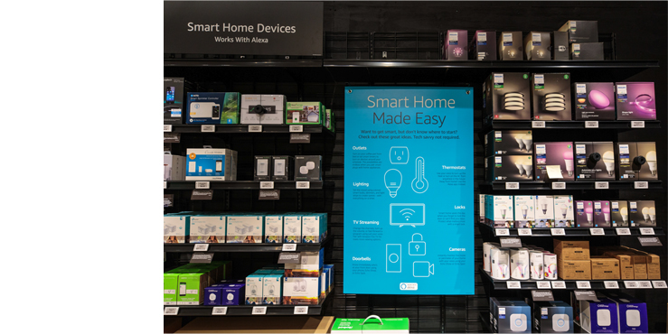 Explore Amazon Devices and  Smart Home Accessories