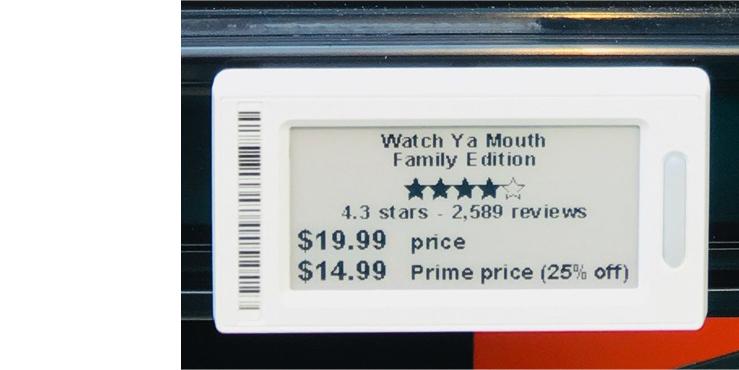 Amazon.com Prices  for Prime Members