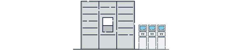 Amazon Hub Locker+
