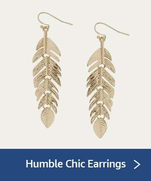 Humble Chic Earrings
