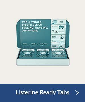 Listerine Ready Tabs
