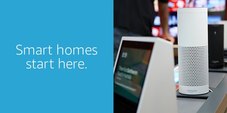 Amazon amazon retail locations smart homes start here solutioingenieria Image collections