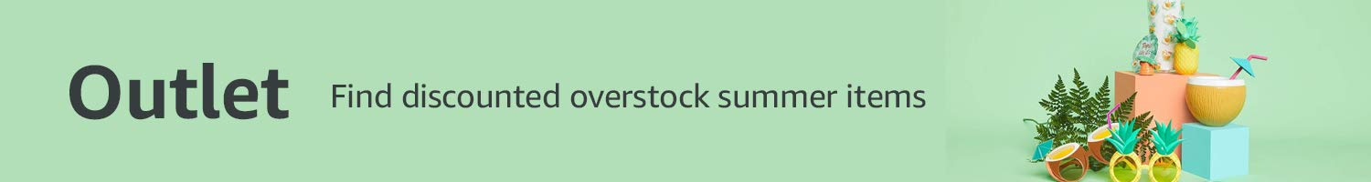 Outlet: Find discounted overstock summer items