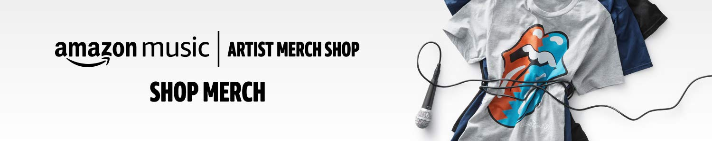 Amazon Music | Artist Merch Shop - Shop Official Merch
