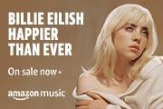 Billie Eilish Happier Than Ever PreOrder Now