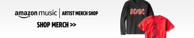 Artist Merch Shop