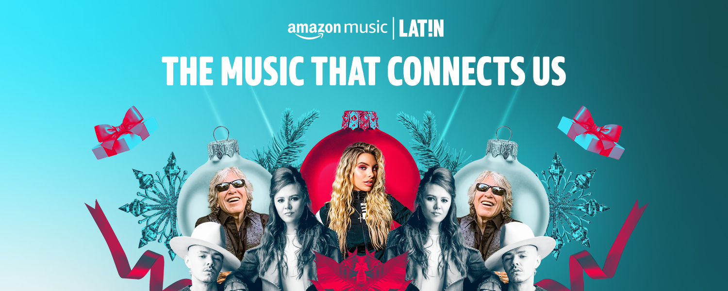 Amazon Music Latin The Music That Connects Us