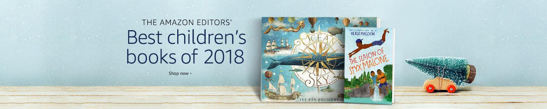 Best children's books of 2018