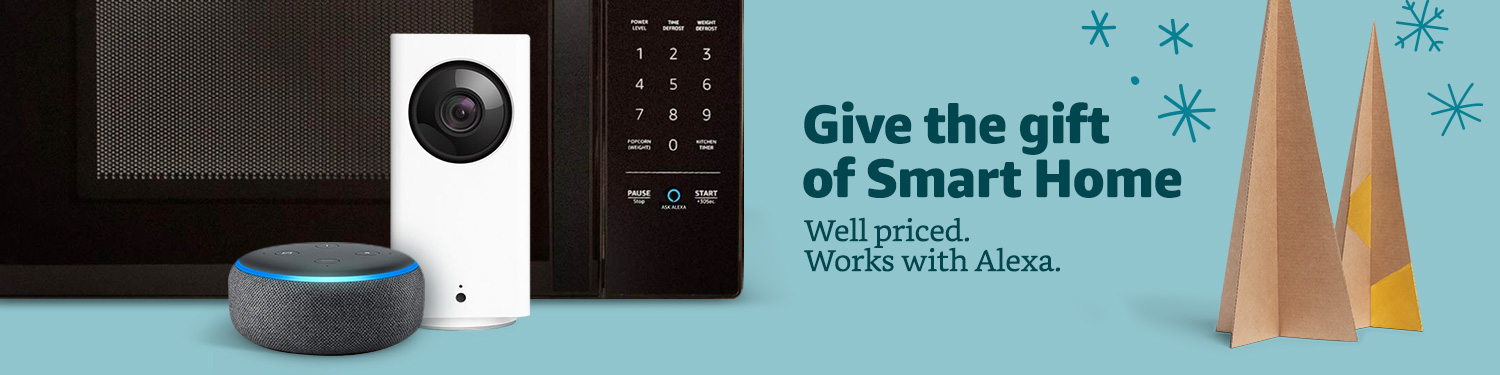 Smart Home Gift Ideas At Amazoncom