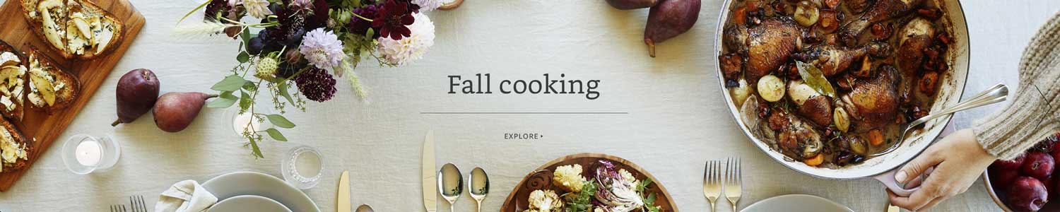 Fall cooking