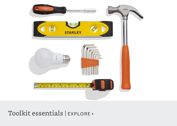 Toolkit essentials