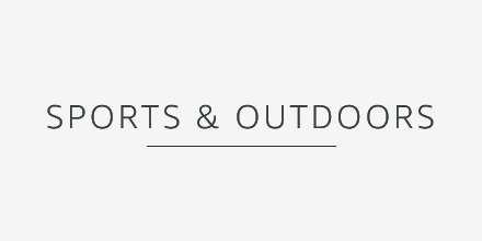 Renewed: Sports & Outdoors