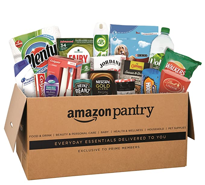 About Amazon Our Innovations Amazonpantry