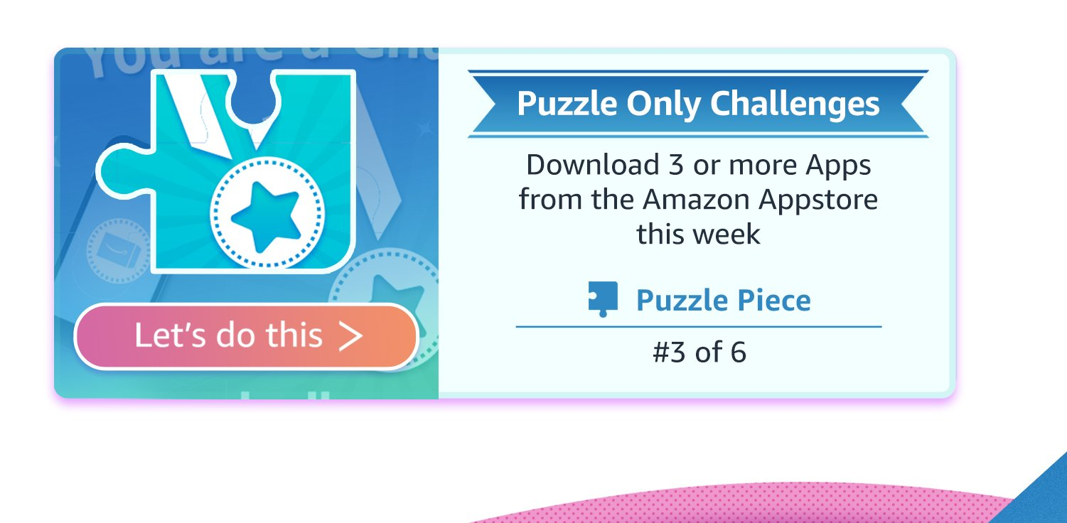Puzzle only Challenge
