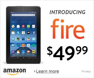 Amazon Fire!