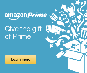 Shop Amazon - Give the Gift of Amazon Prime