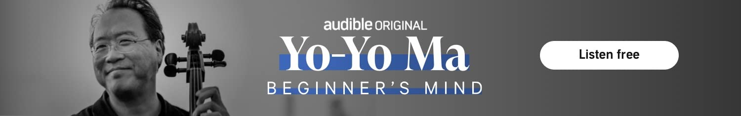 Yo-Yo Ma Beginner's Mind