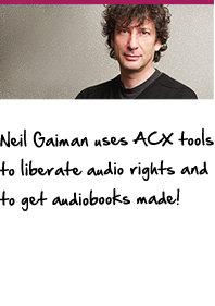 Case Study: Neil Gaiman