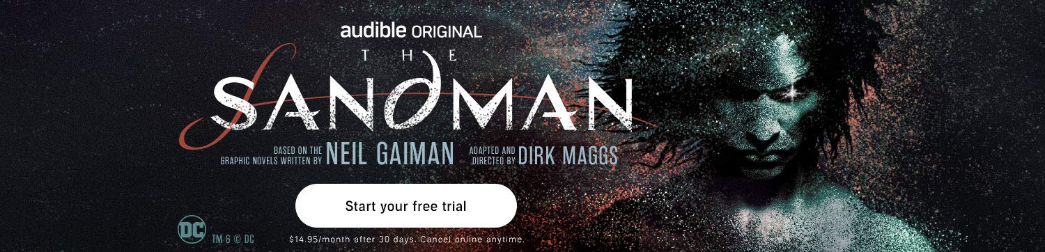 The Sandman Audiobook: Start you free trial
