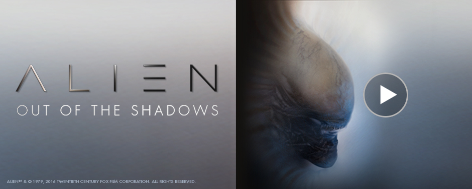 Watch the Alien: Out of the Shadows Teaser