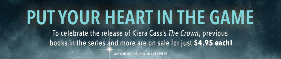 Sale Ends April 29, 2016, at 11:59 PM PT