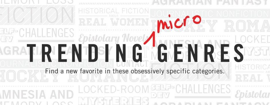 Introducing Micro-Genres