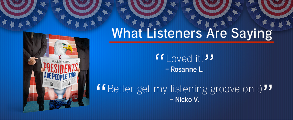 What Listeners Are Saying