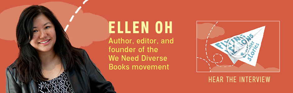 An interview with Ellen Oh