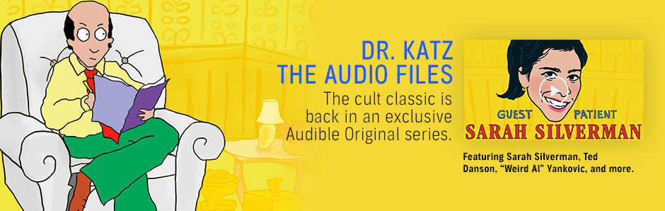 Dr. Katz: The Audio Files