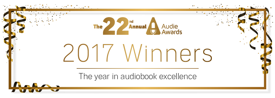 Audie Winners 2017